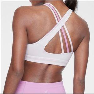 Athleta run free bra